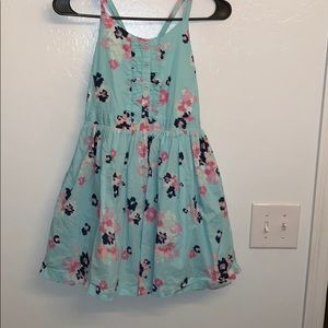 Cute summer dress for kids